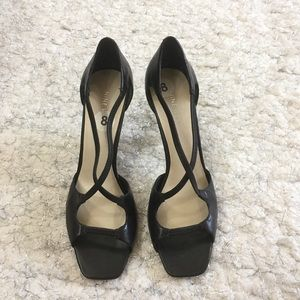 Authentic Nine West Leather Shoes